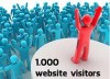 1000 Website Visitors Per Day - A Simple Roadmap image
