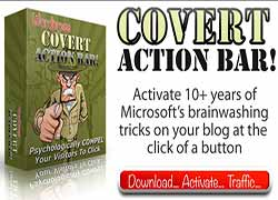 Covert Action Bar image