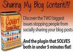 Covert Social Buzz image