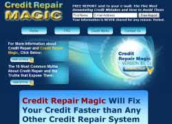 Credit Repair Magic image