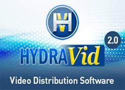 Hydravid Video Marketing Software
