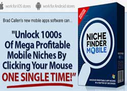 Niche Finder Mobile image