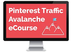 Pinterest Organic Traffic Avalanche image