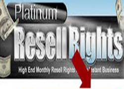Platinum Resell Rights image