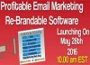 Profitable Email Marketing Re-Brandable Software image