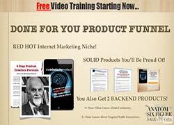 Six Figure Sales Funnel image