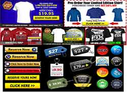 T-shirt Ad Builder image