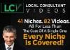 Ultimate Niche PLR Videos image