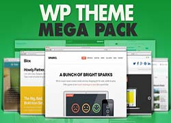 WP Theme Mega Pack image