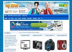 WP Zoner Theme image