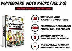 Whiteboard Video Packs image